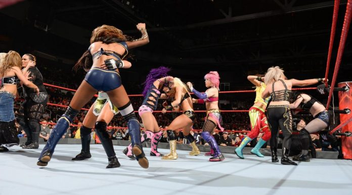 Women's Royal Rumble Match