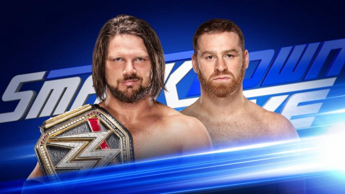 First Smackdown Live of 2018