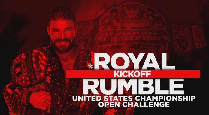 WWE Royal Rumble Kickoff Show Results