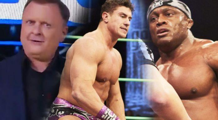 Impact Wrestling executives