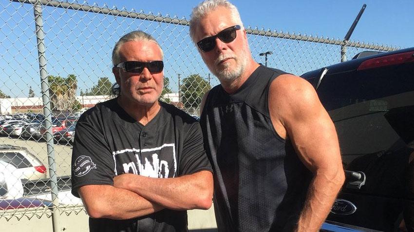 Члены nWo появятся на SmackDown