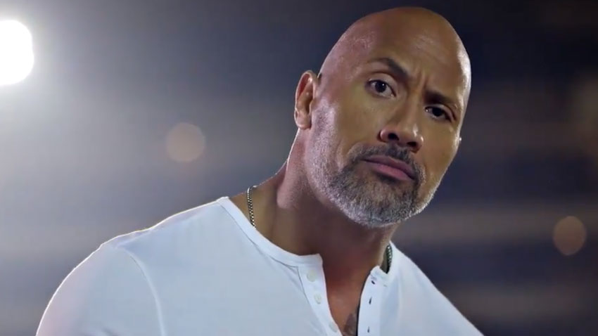 Video The Rock Introduces The Nfls Afc Championship Game Over The