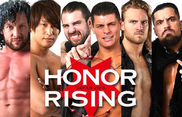 NJPW Honor Rising