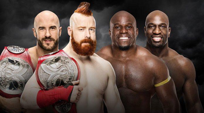 RAW Tag Team Championships