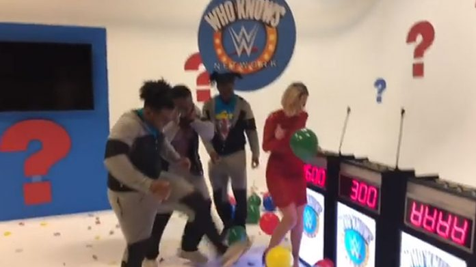 WWE game show