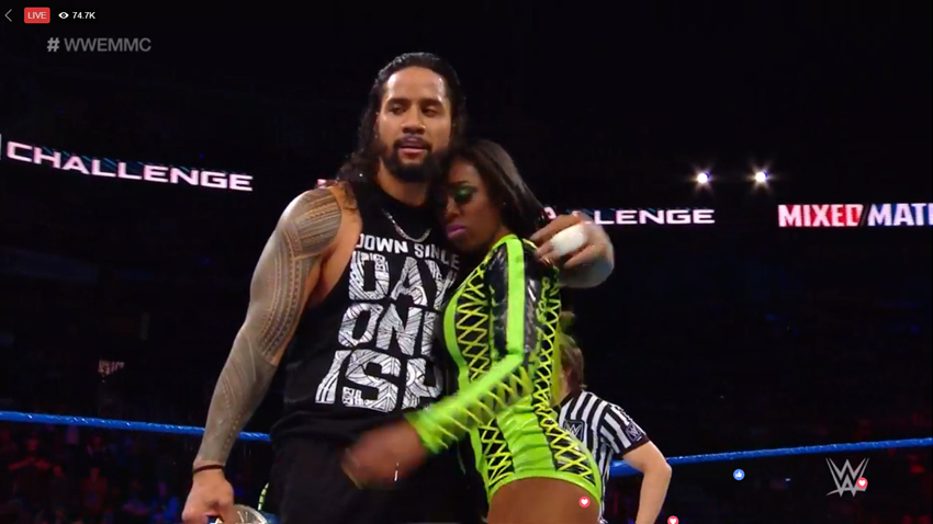 Mixed Match Challenge Results
