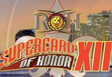 ROH Supercard of Honor XII