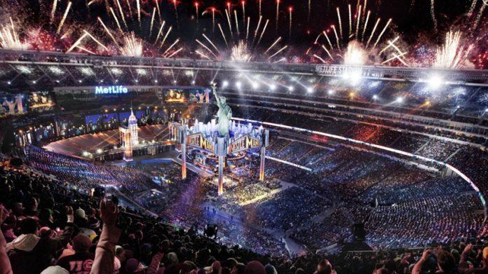WrestleMania 35