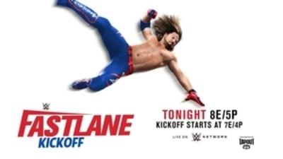 WWE Fastlane Results 2018