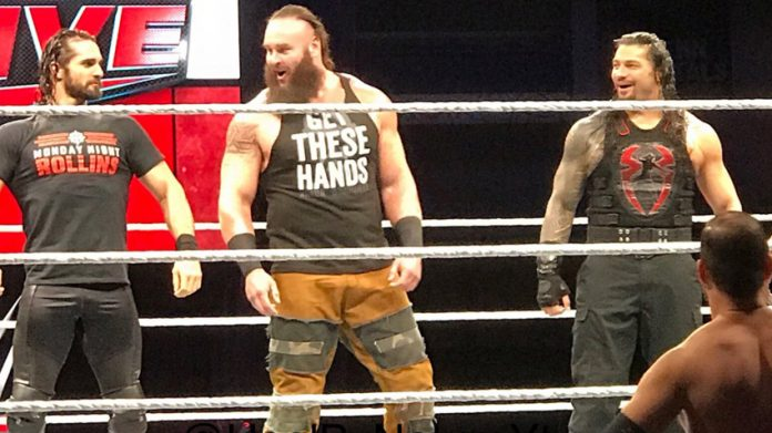 WWE Live Results