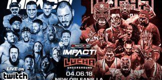Impact vs. Lucha Underground
