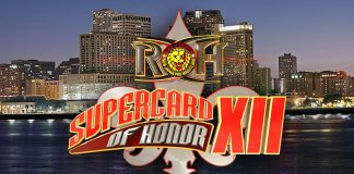 ROH Supercard of Honor XII Results