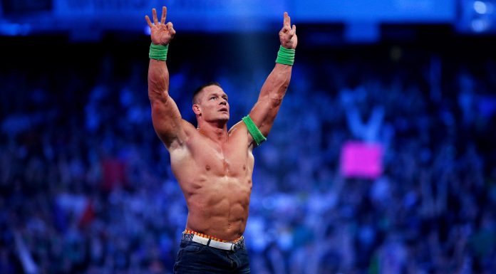 John Cena highest paid in 2017