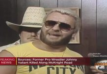 Johnny Valiant Passes away