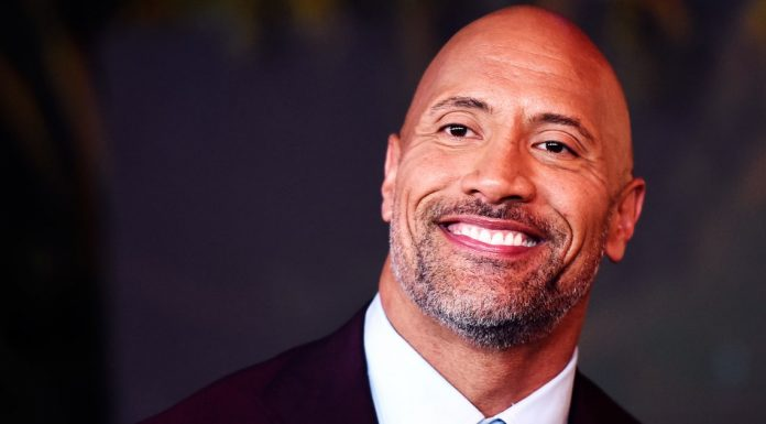 The Rock New film Rampage