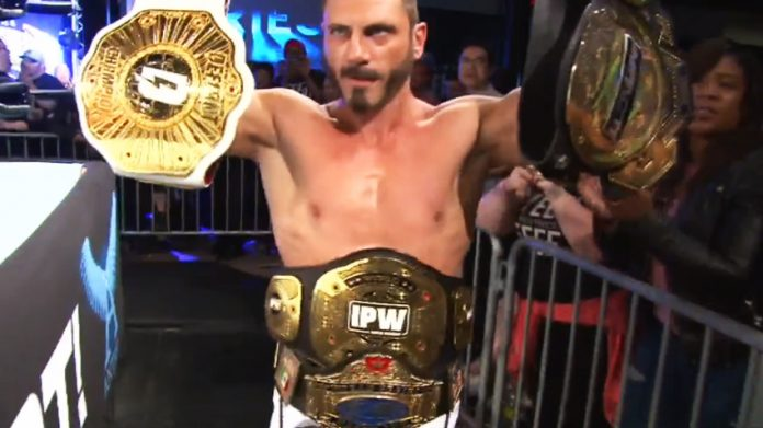 Impact vs. Lucha Underground Results