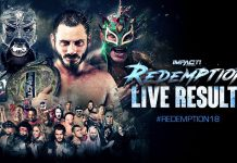 Impact Redemption Results
