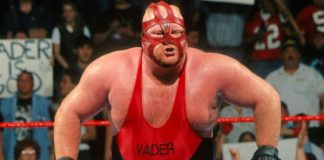 Vader diagnosed with pneumonia