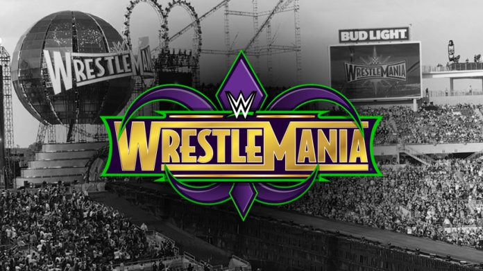 WrestleMania Week