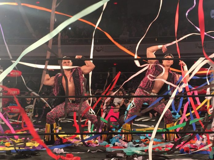 ROH War of the Worlds Results