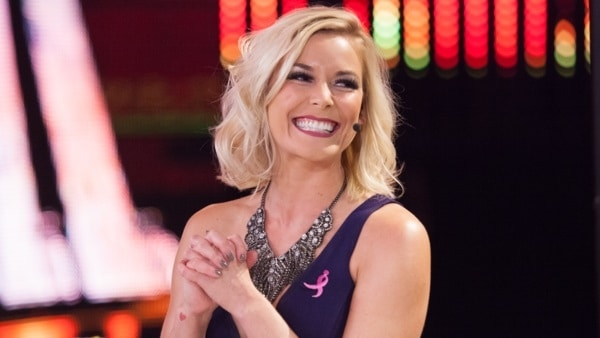 Renee Young comments on name