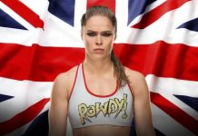 Ronda Rousey UK Debut