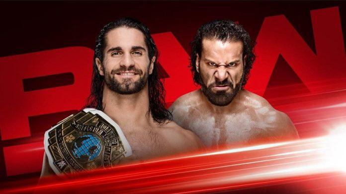 5.28 Monday Night RAW