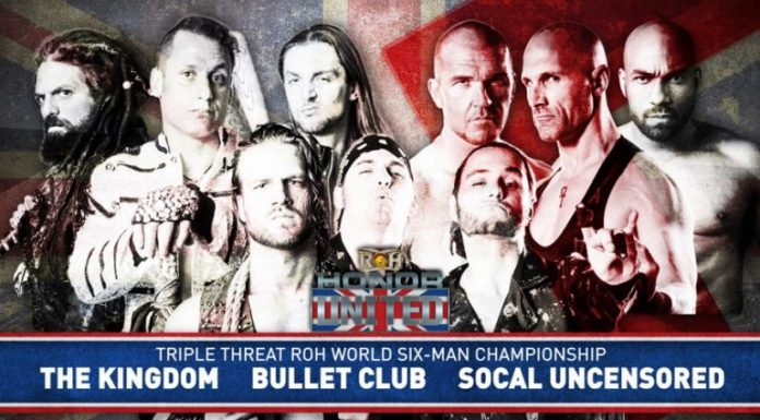 ROH Honor United Results
