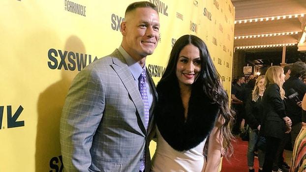 John Cena talks Nikki Bella