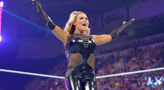 Natalya dedicates match
