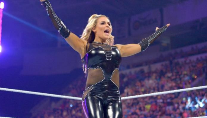 Natalya dedicates match