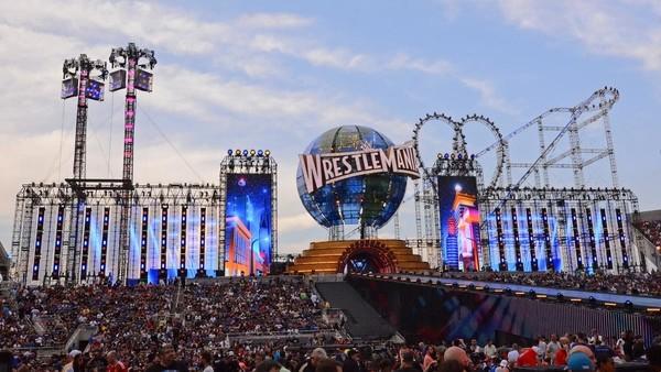 Tampa Bay Wrestlemania bid