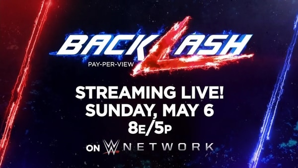 WWE Backlash preview