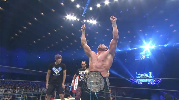 NJPW Dominion Results