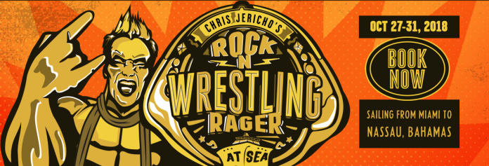 Chris Jericho's Rock 'N' Wrestling Rager at Sea