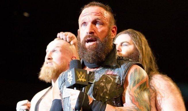 Sanity during their tenure in NXT