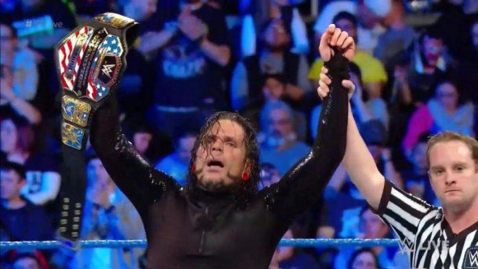 Jeff Hardy SmackDown Live