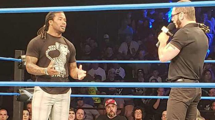 Impact TV taping results