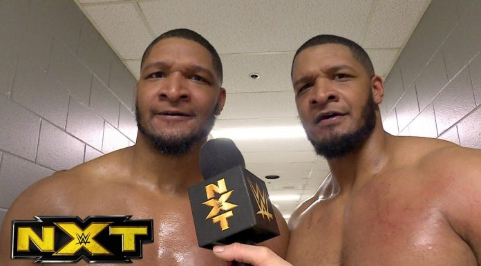 Ealy Brothers NXT