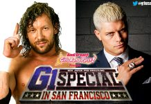 NJPW G-1 Special