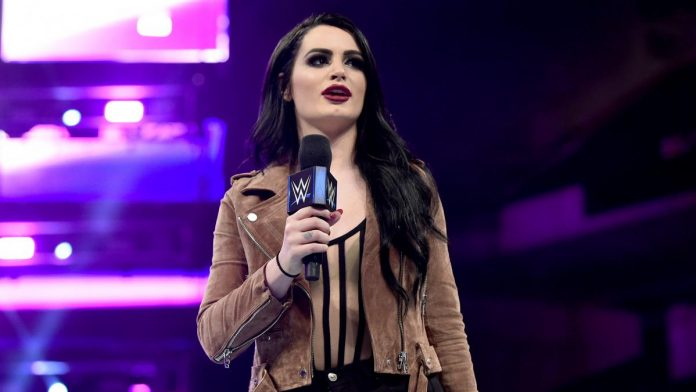 Paige WWE Smackdown Live