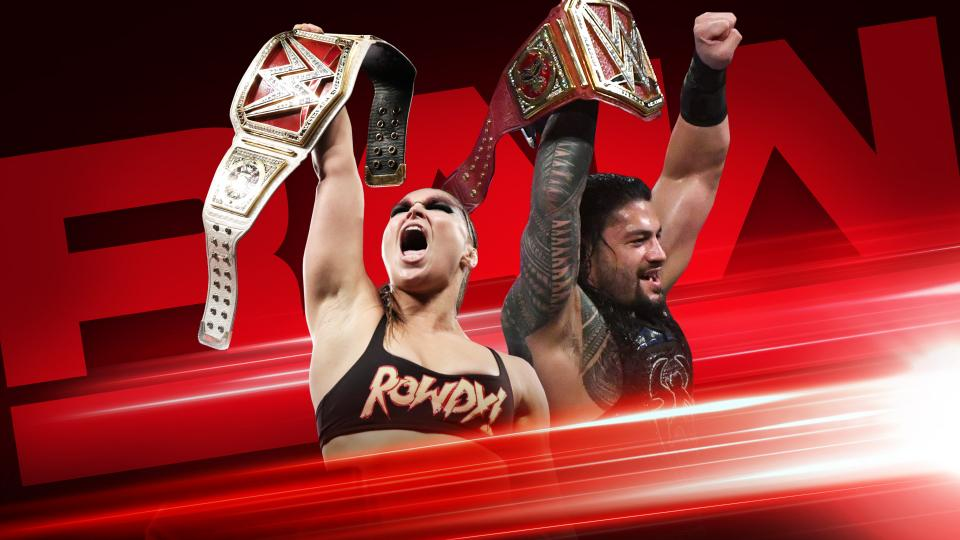 WWE RAW Preview