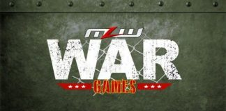 Former TNA Chamption MLW War Games