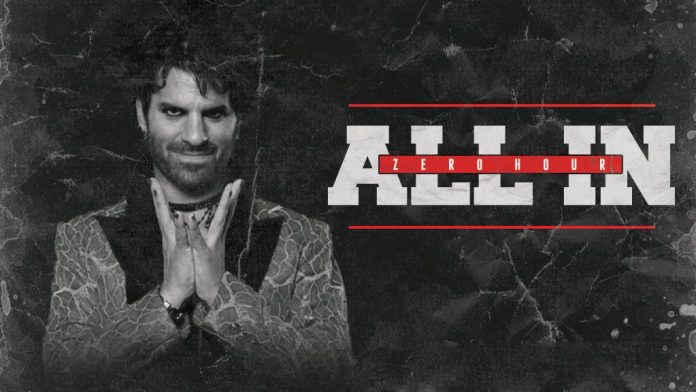 Jimmy Jacobs All In
