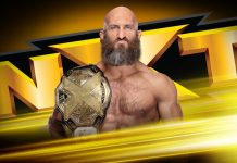 Current NXT Chamption Tommaso Ciampa