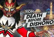 "Jushin ""Thunder"" Liger is returning to ROH"