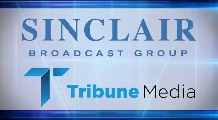 SBG withdraws acquisition for Tribune Media Co.
