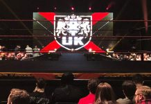 NXT UK TV tapings