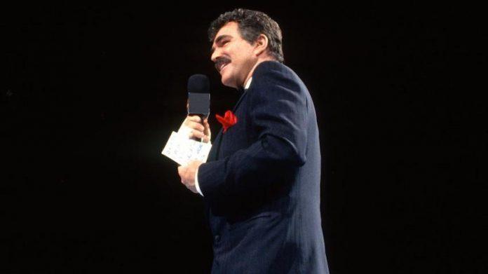 Burt Reynolds WWE