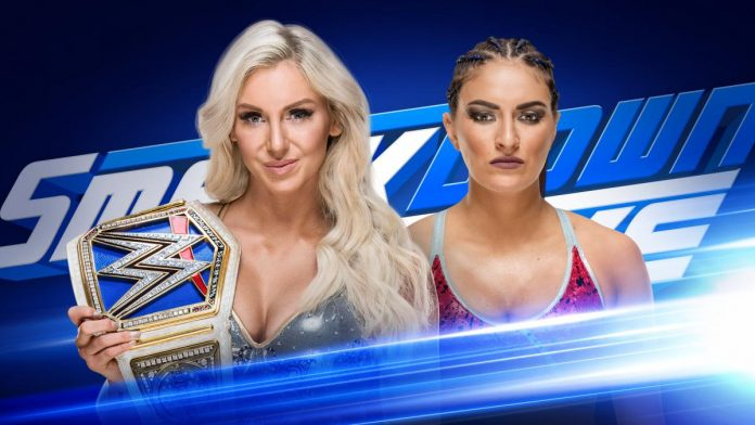 Charlotte Flair vs. Sonya Deville Smackdown